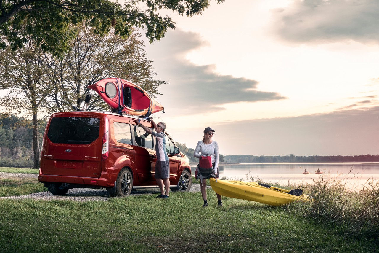 Dubuque Iowa - 2019 Ford Transit Connect Overview