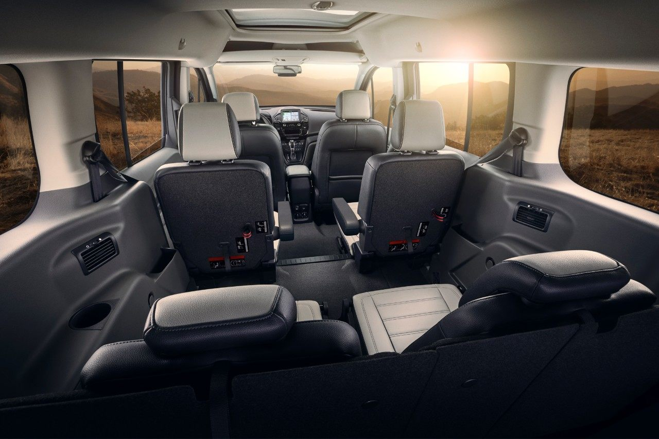 Dubuque Iowa - 2019 Ford Transit Connect Mechanical