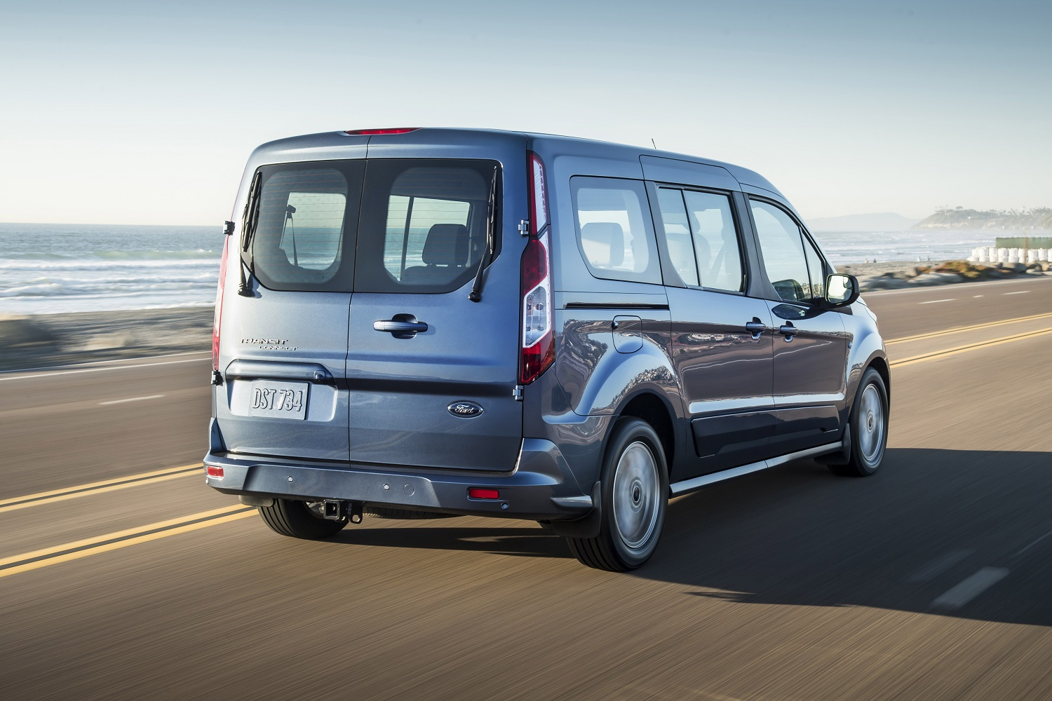 Dubuque Iowa - 2019 Ford Transit Connect Exterior