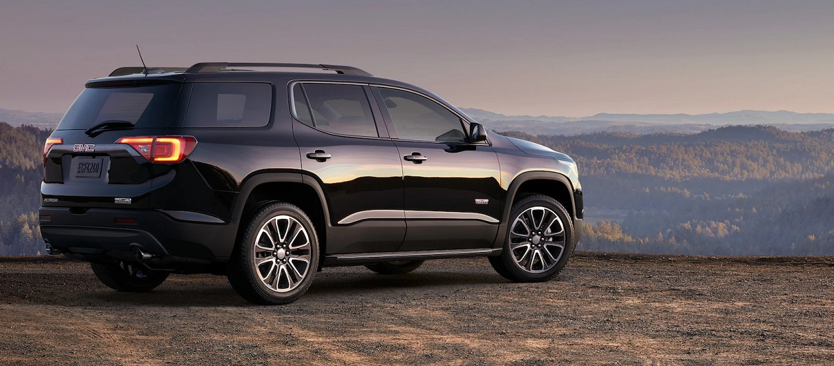 Quad Cities IA - 2019 GMC Acadia's Mechanical