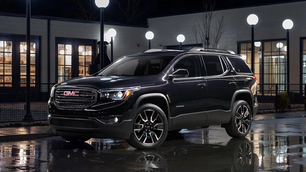Quad Cities IA - 2019 GMC Acadia Exterior