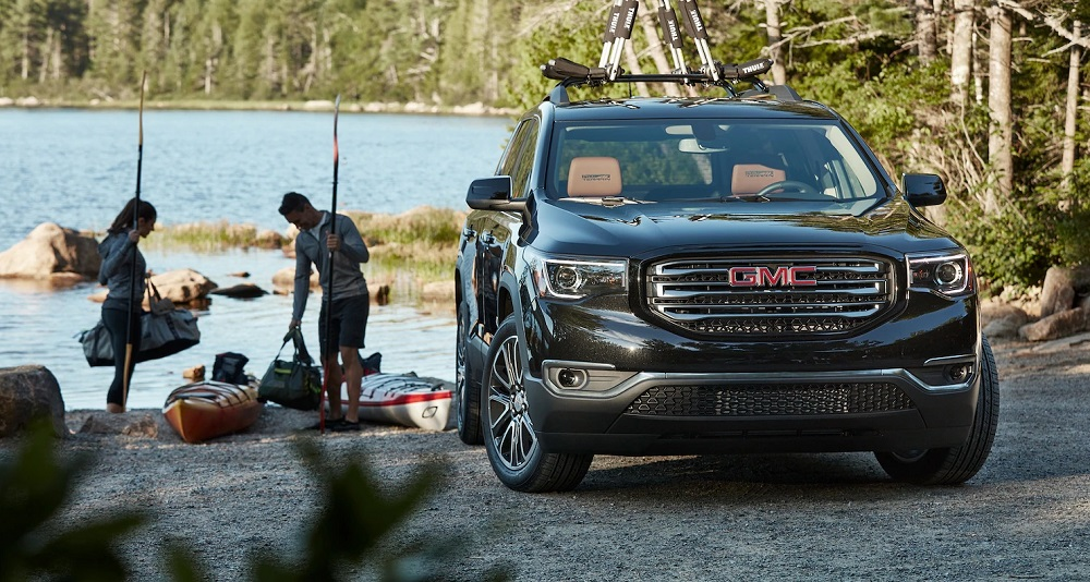 Quad Cities IA - 2019 GMC Acadia Overview