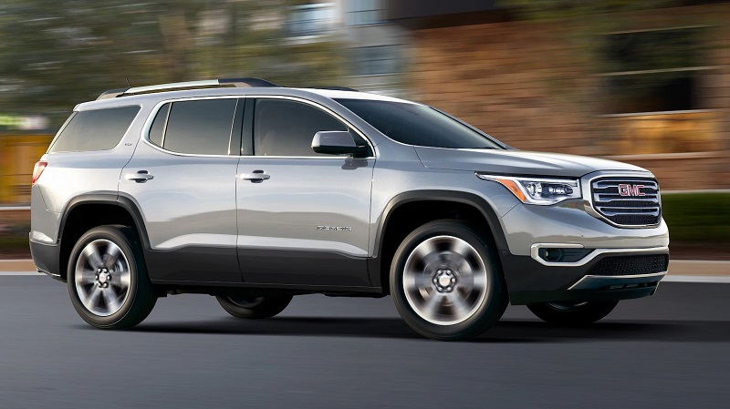 2019 Gmc Acadia Near Baltimore Maryland Boyle Buick Gmc