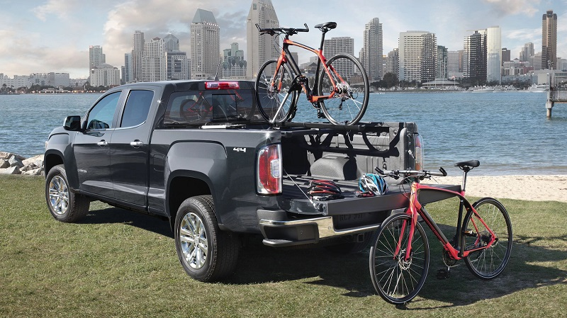 Colorado Springs CO - 2019 GMC Canyon's Overview