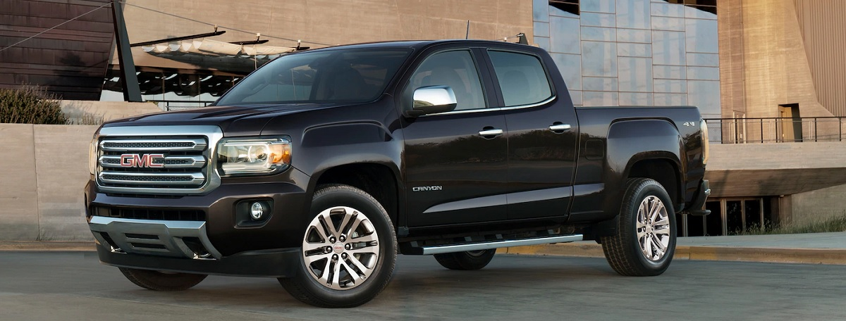 2019 GMC Canyon serving Colorado Springs