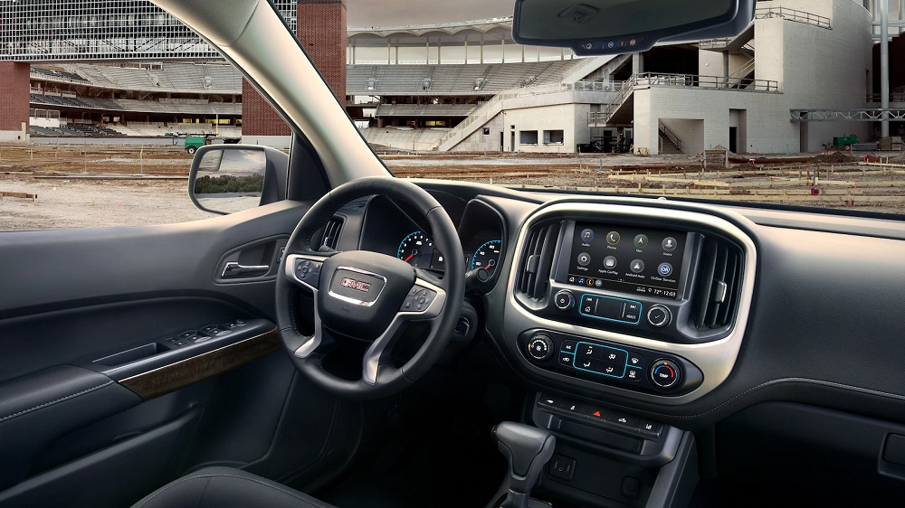 Colorado Springs CO - 2019 GMC Canyon's Interior
