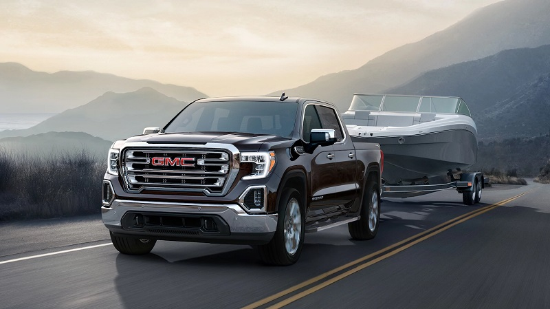 Colorado Springs - 2019 GMC Sierra's Overview