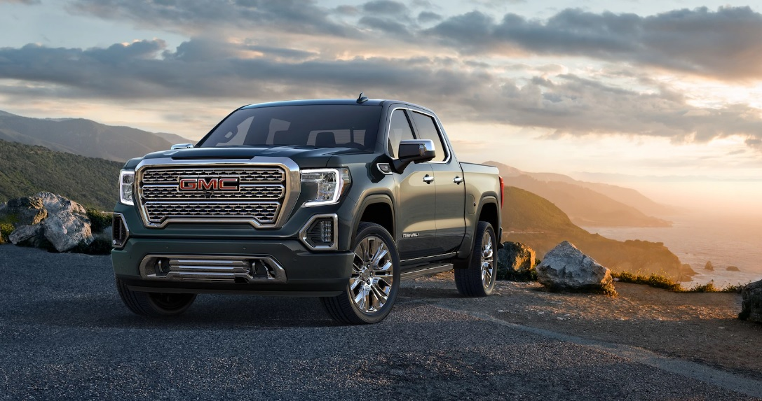 2019 GMC Sierra near Colorado Springs
