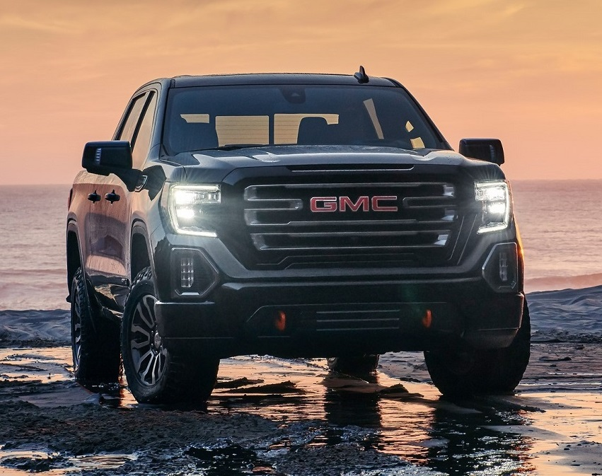 Colorado Springs CO - 2019 GMC Sierra AT4's Exterior