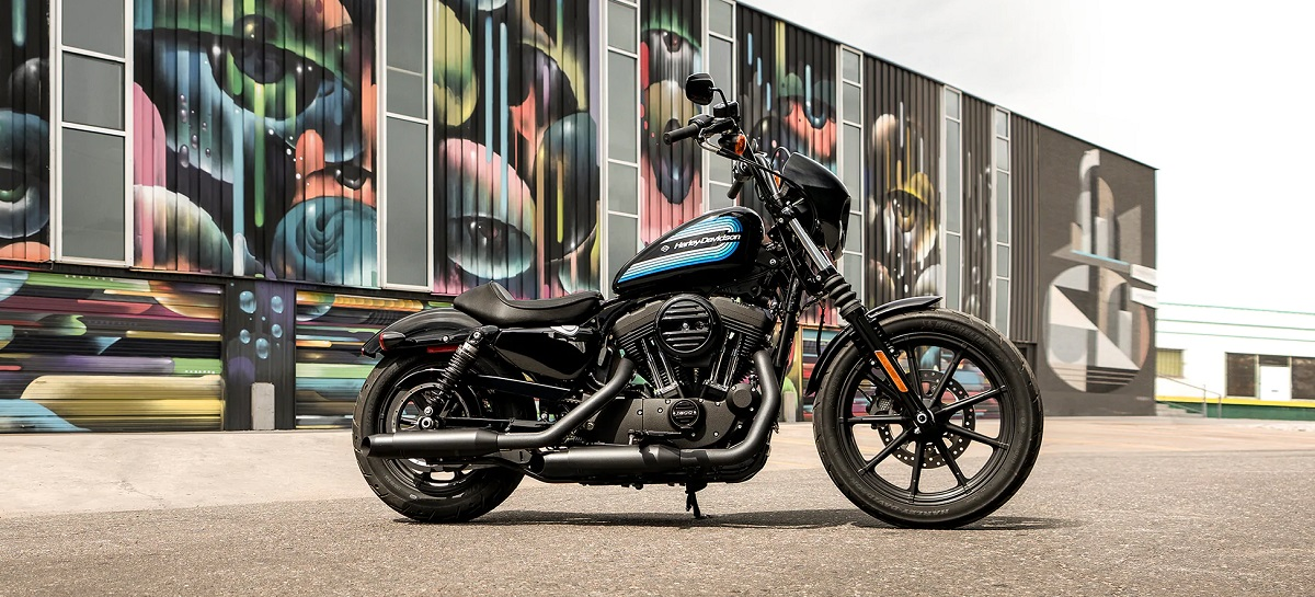 2019 Harley-Davidson 1200 Iron near Columbia MD