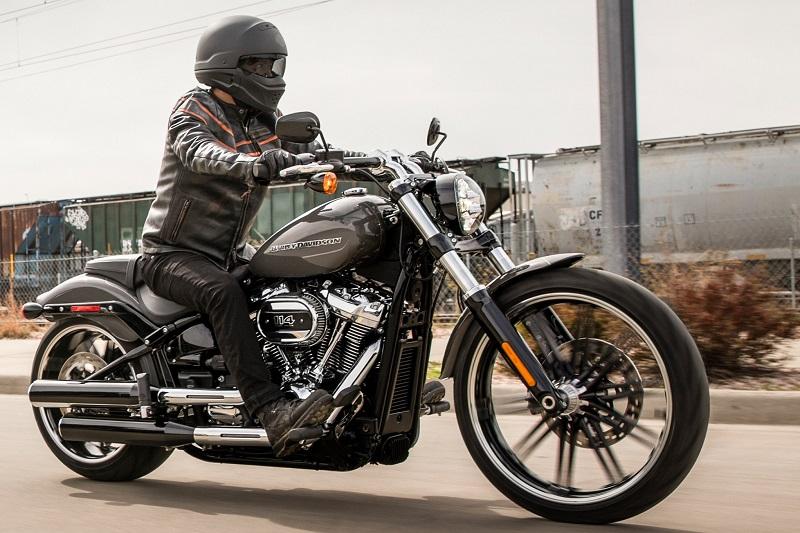 Washington DC - 2019 Harley-Davidson Breakout