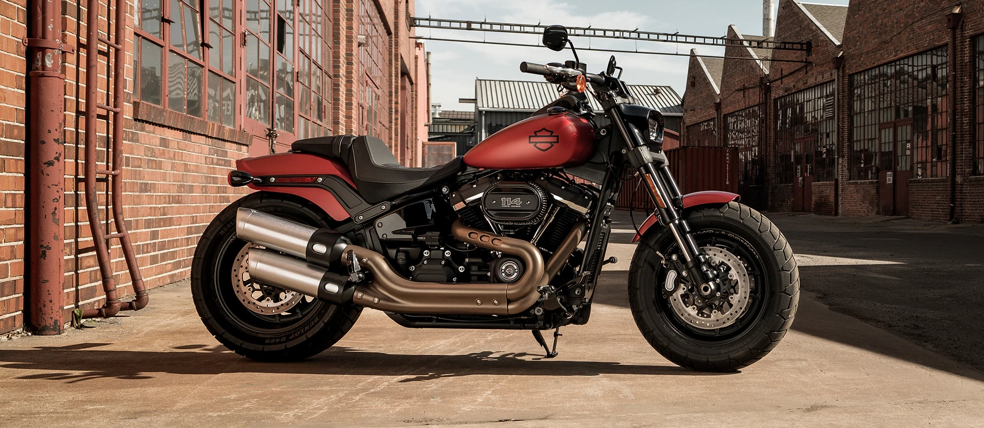 2019 Harley-Davidson Fat Bob near Columbia MD