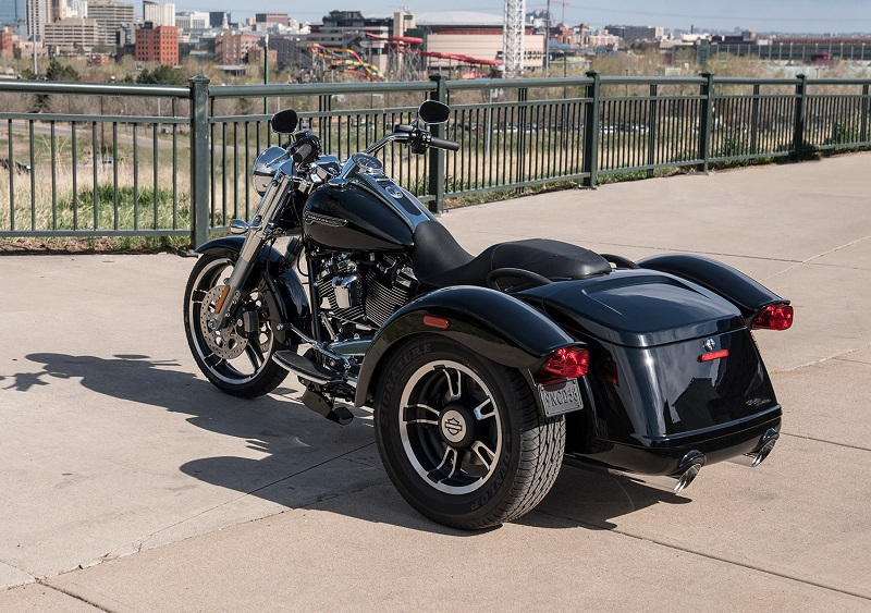 2019 Harley-Davidson Freewheeler serving Pennsylvania