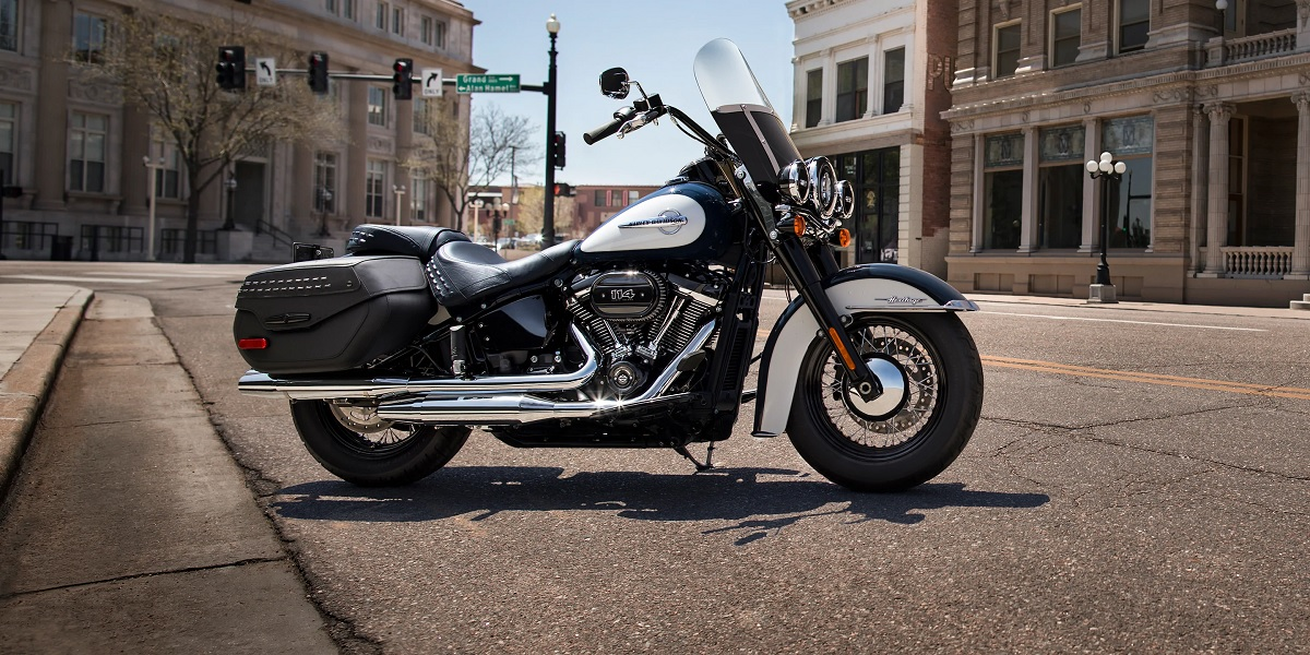 2019 Harley-Davidson Heritage Classic in Baltimore MD