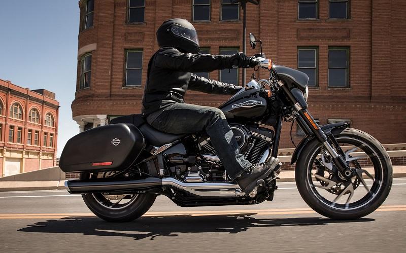 2019 Harley-Davidson Sport Glide near Columbia MD | Harley-Davidson