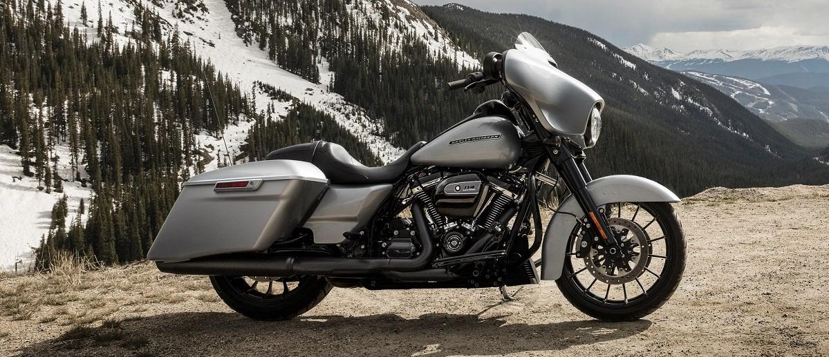 2019 Harley-Davidson Street Glide Special near Washington DC