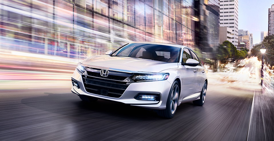 Iowa IA - 2019 Honda Accord Overview