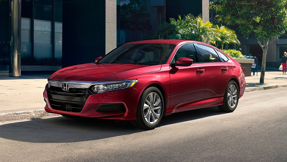 Aurora CO - 2019 Honda Accord's Exterior