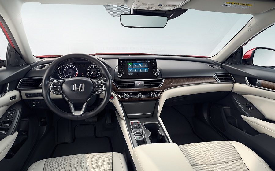 Centennial CO - 2019 Honda Accord's Interior