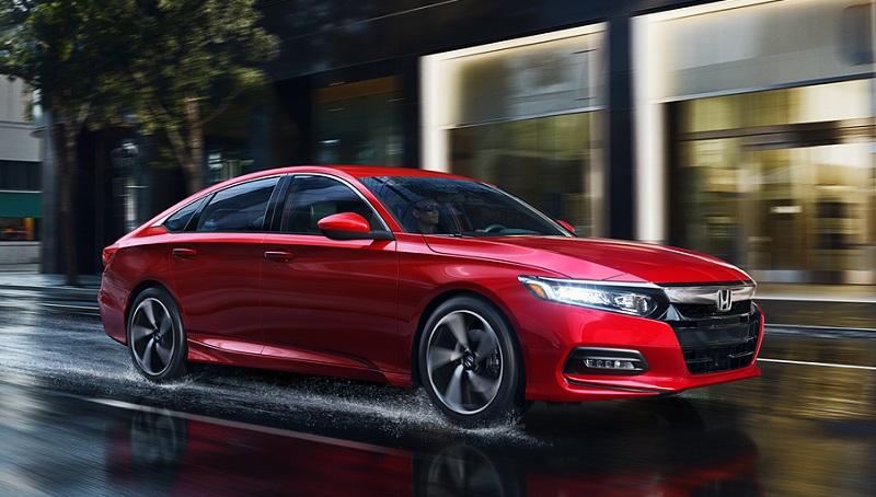 Burlington IA - 2019 Honda Accord Overview