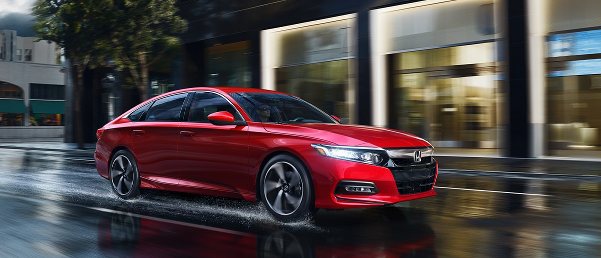 Why Buy 2019 Honda Accord near Davenport IA