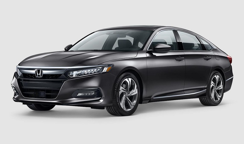 Iowa City IA - 2019 Honda Accord EX