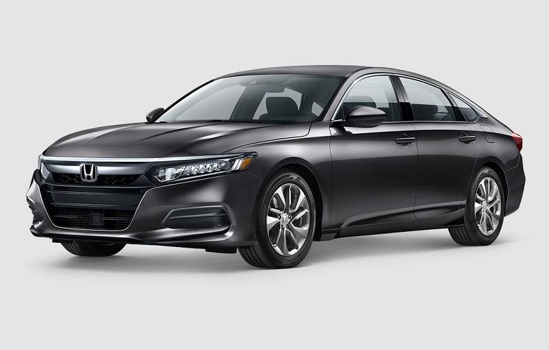 Iowa City IA - 2019 Honda Accord LX