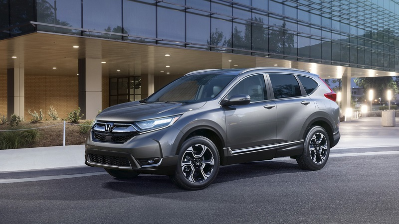 West Point IA - 2019 Honda CR-V Overview