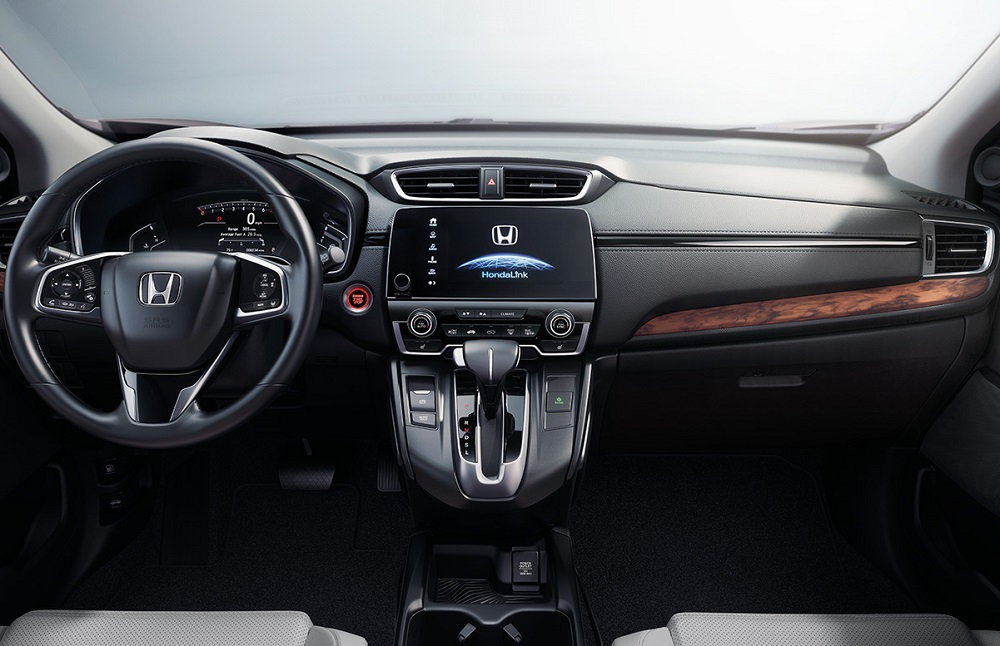 Fort Madison IA - 2019 Honda CR-V Interior