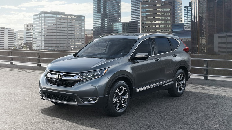 Highlands Ranch CO - 2019 Honda CR-V's Overview