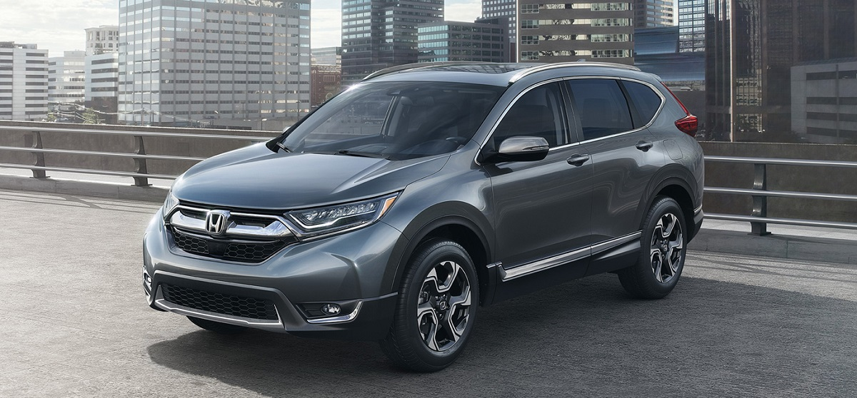2019 Honda CR-V Lease and Specials near Iowa City