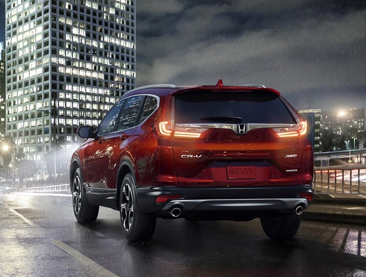 Highlands Ranch CO - 2019 Honda CR-V's Mechanical