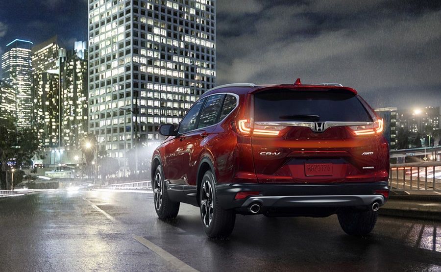 Aurora CO - 2019 Honda CR-V's Overview