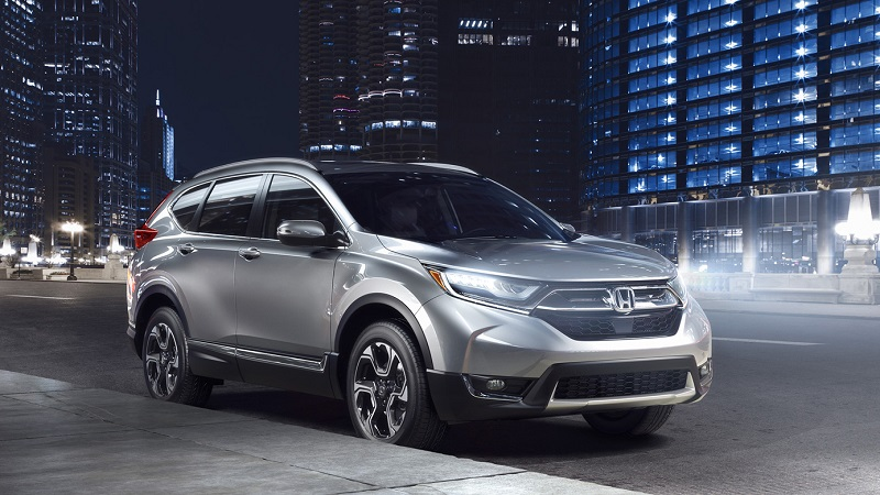 Highlands Ranch CO - 2019 Honda CR-V's Exterior