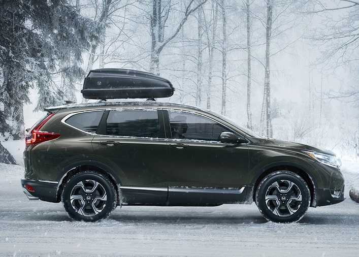Centennial CO - 2019 Honda CR-V's Overview