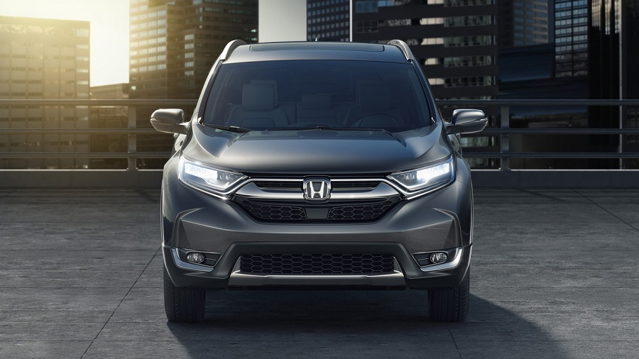 Fort Madison IA - 2019 Honda CR-V Overview