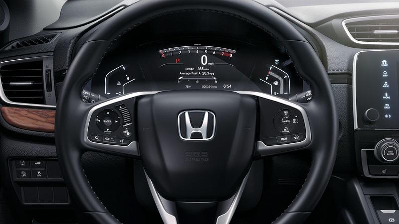 Burlington IA - 2019 Honda CR-V Interior