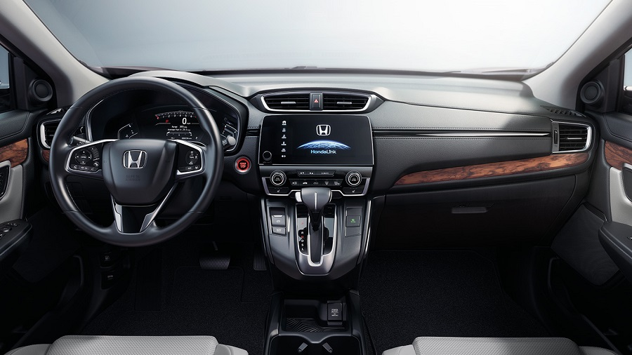 Highlands Ranch CO - 2019 Honda CR-V's Interior