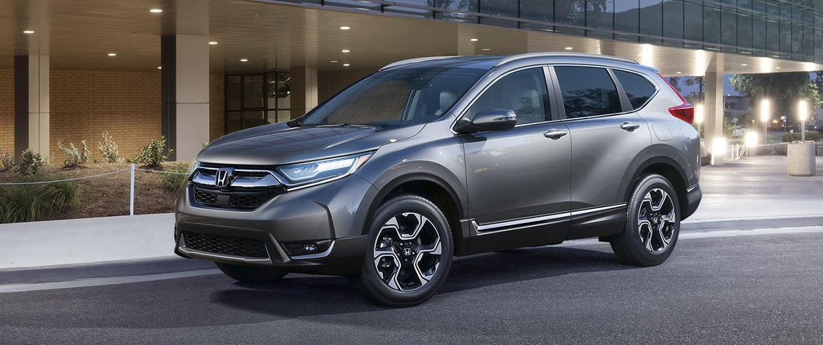 Exterior - 2019 Honda CR-V near Iowa City