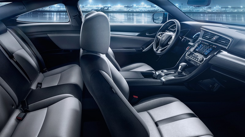 Highlands Ranch CO - 2019 Honda Civic's Interior