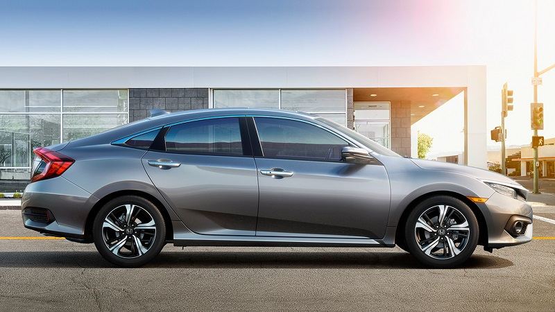 Denver CO - 2019 Honda Civic Sedan's Exterior