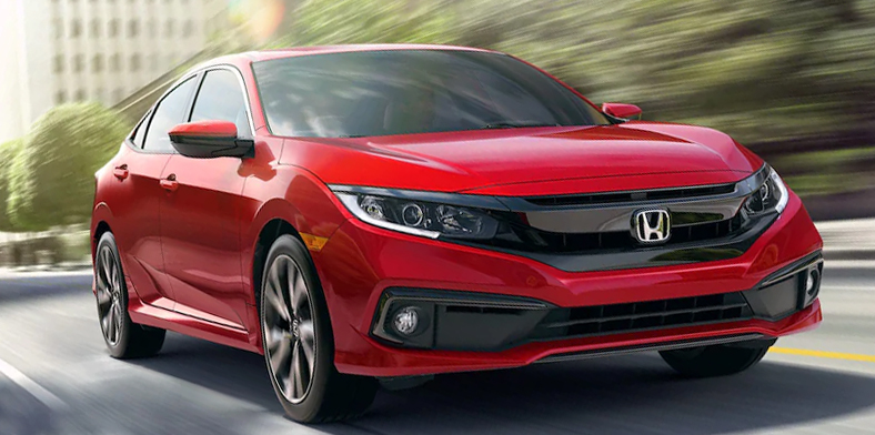 West Burlington IA - 2019 Honda Civic Sedan Overview