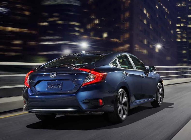 Aurora CO - 2019 Honda Civic Sedan's Overview