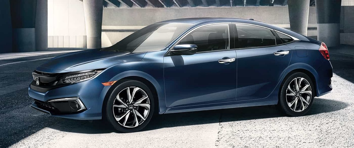 Why Lease 2019 Honda Civic Sedan near Aurora CO