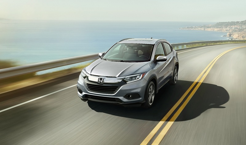 West Burlington IA - 2019 Honda HR-V Overview