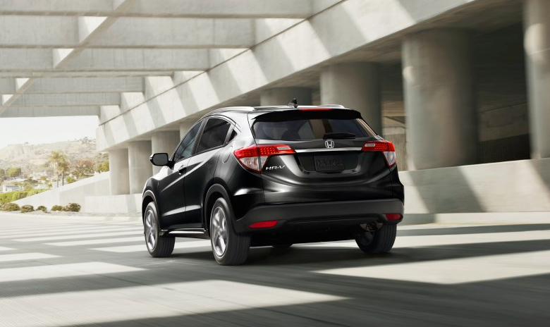 Kuni Honda - 2019 Honda HR-V's Mechanical