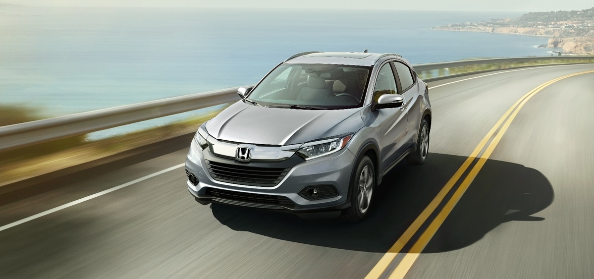 2019 Honda HR-V near Iowa City
