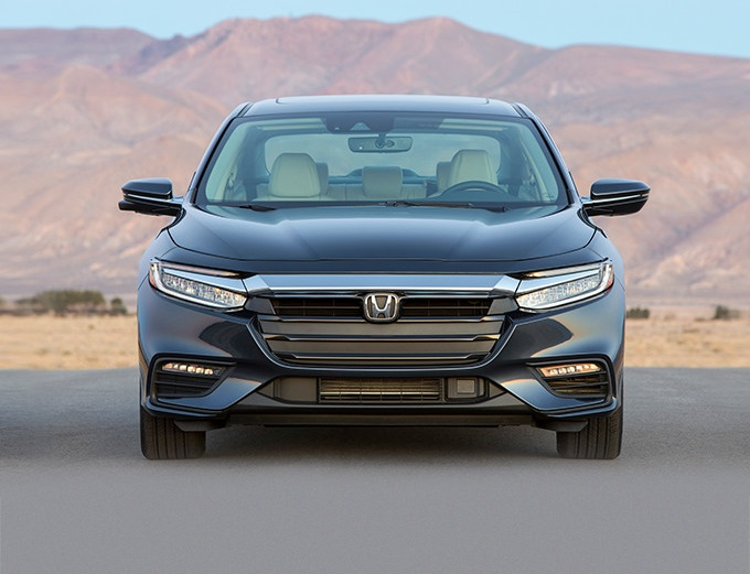 Iowa Review - 2019 Honda Insight Hybrid Exterior