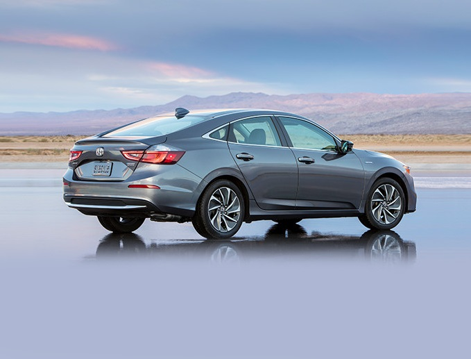 Iowa Review - 2019 Honda Insight Hybrid Overview