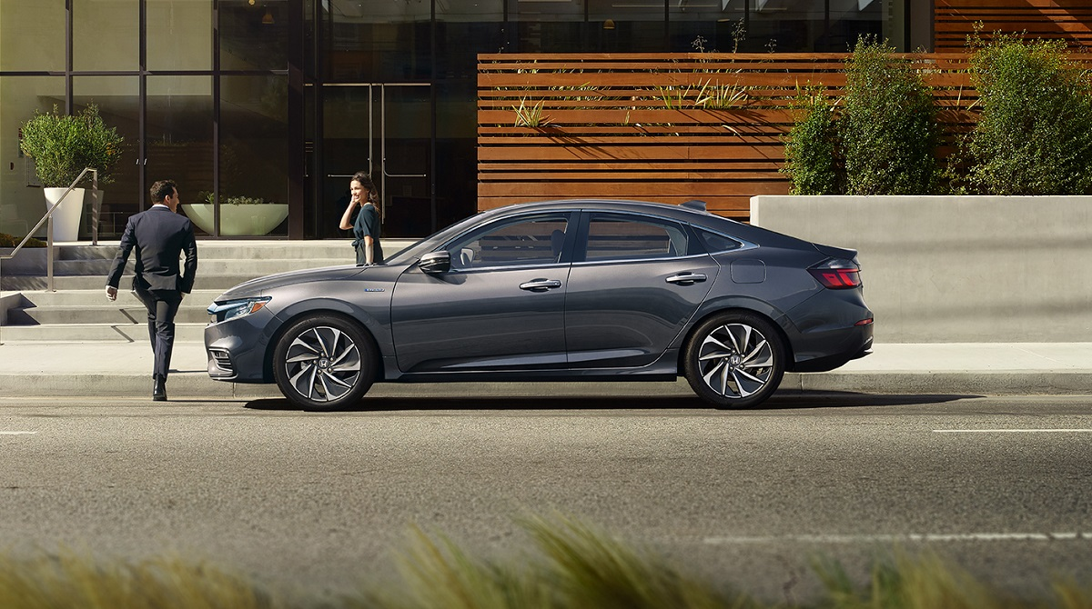 Iowa Review - 2019 Honda Insight Hybrid